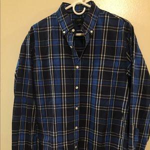 Brand New J Crew Men's Button down Oxford Shirt